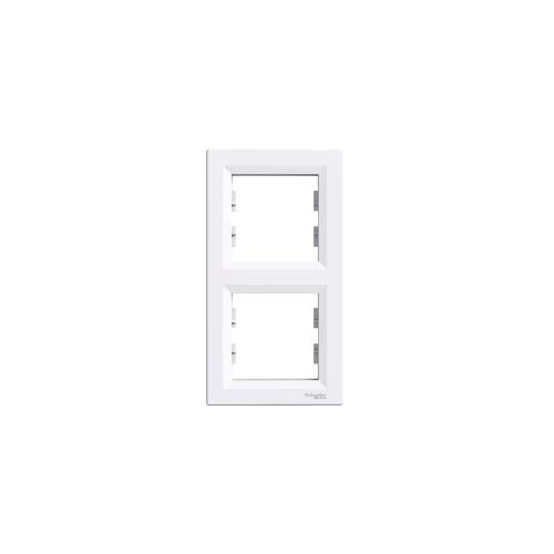 ASFORA Kettes keret, függőleges, fehér EPH5810221