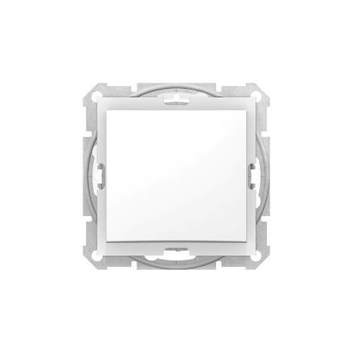 Schneider Electric Sedna Egypólusú kapcsoló IP44 fehér (101) SDN0100321